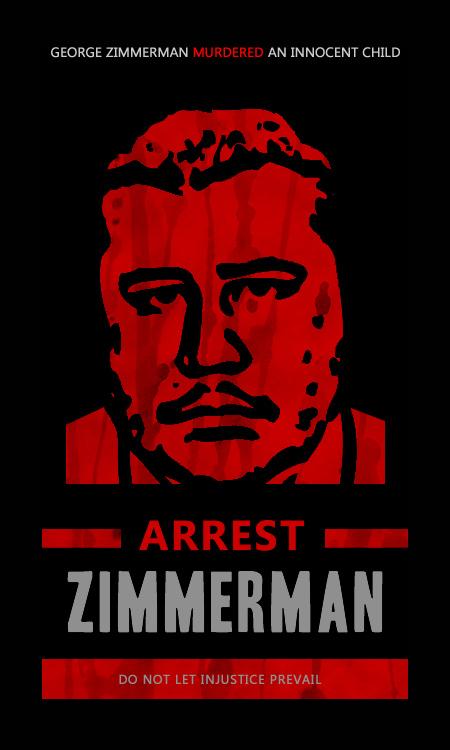 zimmerman racist murderer