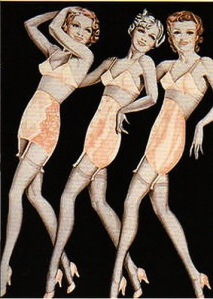 1930's - Bra Fashion