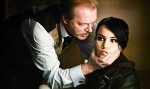 Noomi Repace as Lisbeth