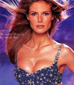 This dazzler will cost you $12.5 million dollars - the worl'd most expensive bra, but probably not that comfortable.