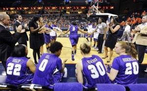 JMU women's basketball team