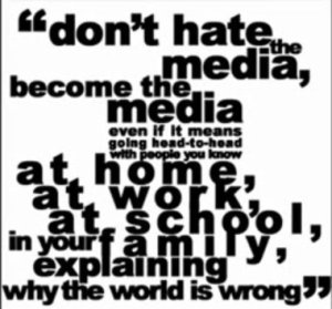 hate the media