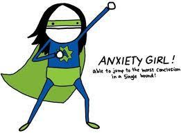 I'm my own kind of superhero...