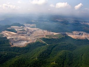 Mountaintop removal at its finest...