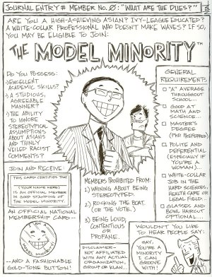 modelminority