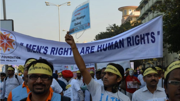 Men's rights India