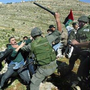 israeli violence