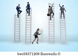 concept-of-inequal-career-opportunities_bwc58371209