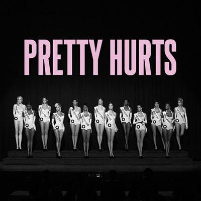 "Beyoncé's ""Pretty Hurts"" song cover"